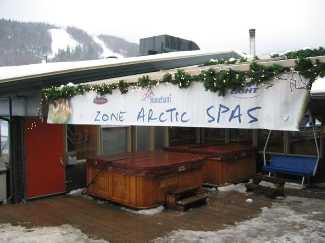 Centre de ski Stoneham