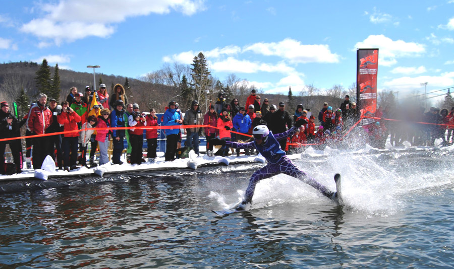 Super Splash Arctic Spas à Stoneham