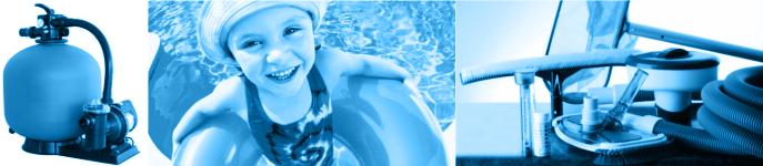 pièces ou accessoires pour votre piscine hors terre ou creusée